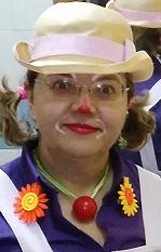 Patrizia Giannitti: Dott.ssa Clown Magilù