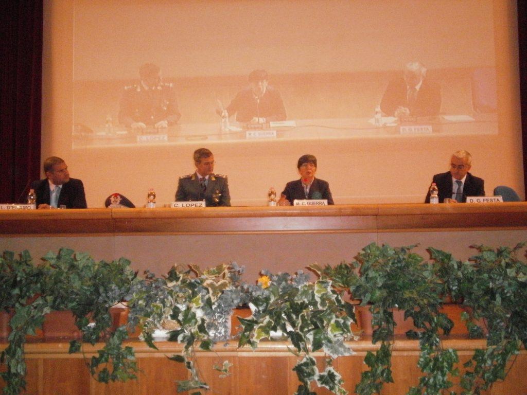 2012 Conferenza Nazionale delle Associazioni di Volontariato a L'Aquila