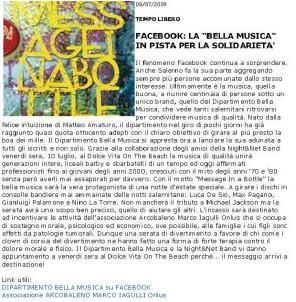 Bella musica 08_07_2009