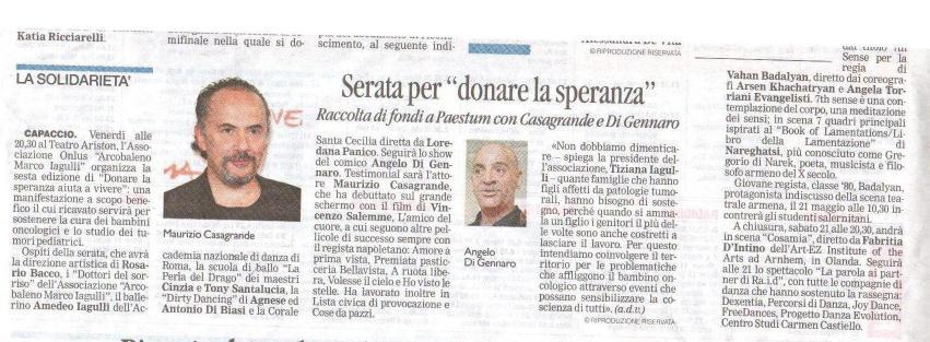 Donare la Speranza 2011 (1)