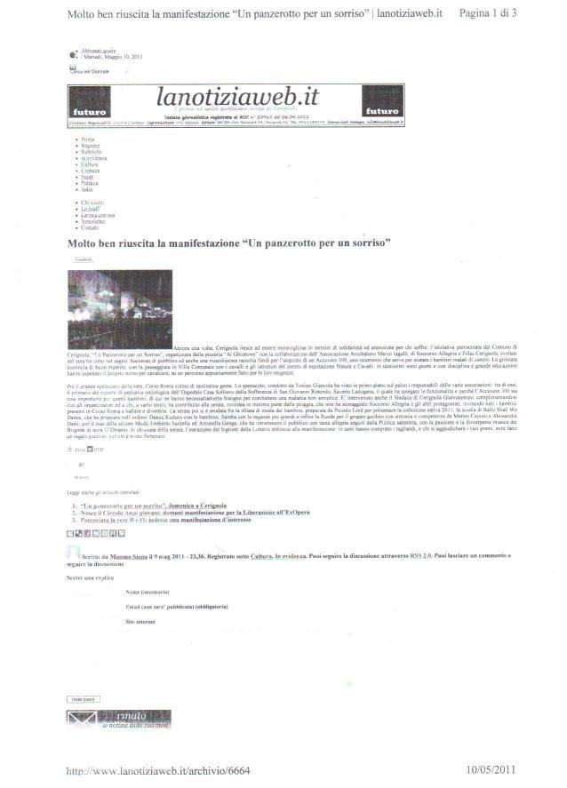 La notizia web 10_05_2011